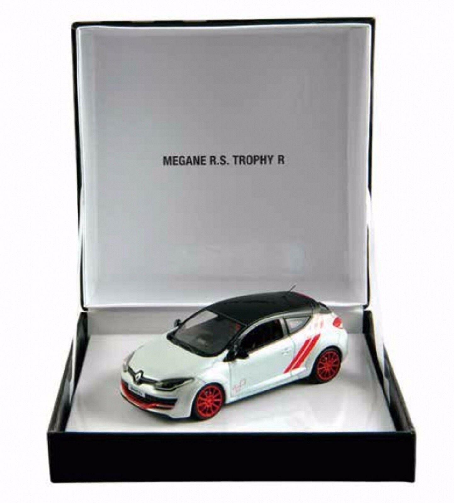 RENAULT MEGANE SPORT RS Trofeo modello IN SCALA 1 43