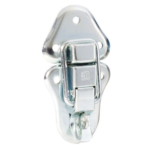 8 x Schnapp-Schlösser mit Öse 97x50 mm Spannverschluss Hebelverschluss Drawbolt