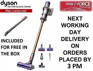 DYSON-V10-Absolute-Cyclone-Cordless-Handheld-Vacuum-Cleaner-2-Year-Guarantee