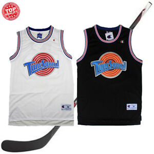 big sale ffbac 835df Details about #23 Michael Jordan Space Jam Tune Squad LOONEY TOONES  Basketball Jersey