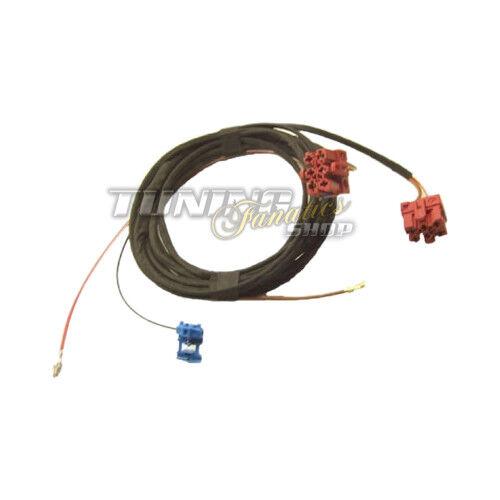 Kabelbaum Kabel Adapter Elektrische Sitzverstellung Sitze für Audi A4 8H Cabrio