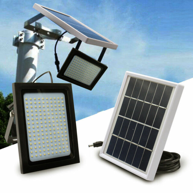 Solar Powered Flood Lights Outdoor 150 led solar power flood light sensor motion activated outdoor 150 led solar power flood light sensor motion activated outdoor garden path lamp workwithnaturefo