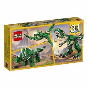 Lego Creator Mighty Dinosaur Building Set Kids Toy 3 Models Playset