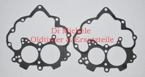 Benz Solex Vergaser Deckeldichtung BMW Gasket 1-4 Stück 35//40 INAT Zenith