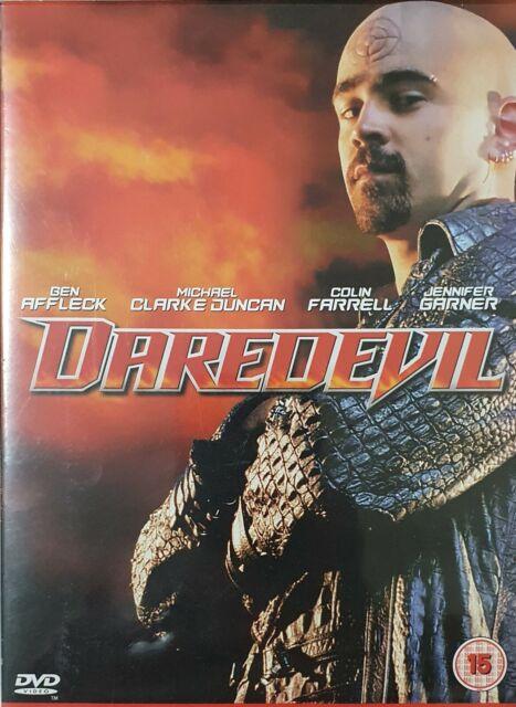 DAREDEVIL (DVD, 2-Disc Set)