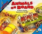 Animals on Board by Stuart J Murphy (Hardback, 1998)