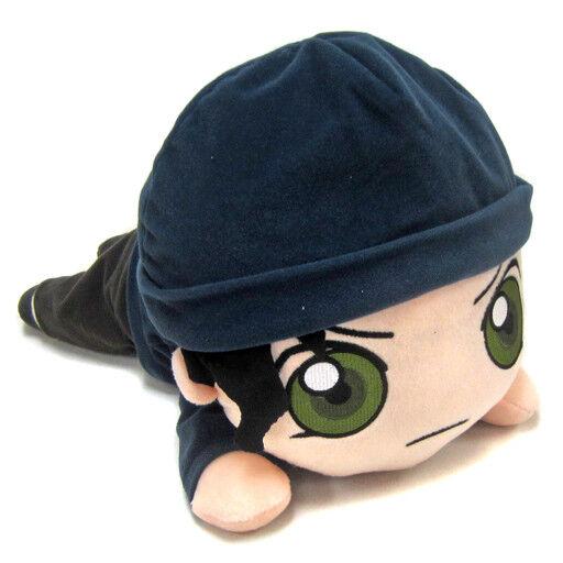 Detective Conan Anime Kuttari Nesoberi Jumbo Plush Toy Doll Kaito Kid SG0938