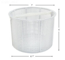 Custom Molded Products Replacement Skimmer Basket