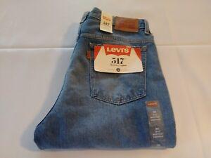 c654496ece4 Levi's 517 Women's Bootcut Jeans High Rise Light Wash Distressed ...