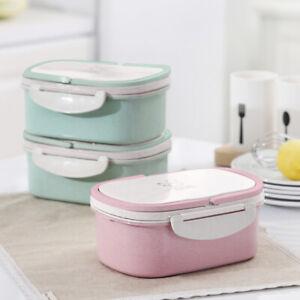 Boite-Dejeuner-Portable-Pique-Nique-Micro-Ondes-Bento-Nourriture-Snack-Fruit-Au