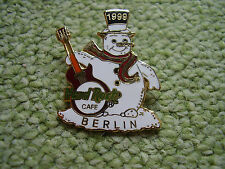 Hard Rock Cafe Pin Berlin Weihnachtsnadel Weihnachten 1999 Badge Anstecknadel
