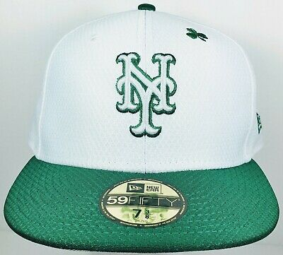 shades of fashion style on wholesale NWT LE New York Mets Irish St Patrick's Day On-Field New Era ...
