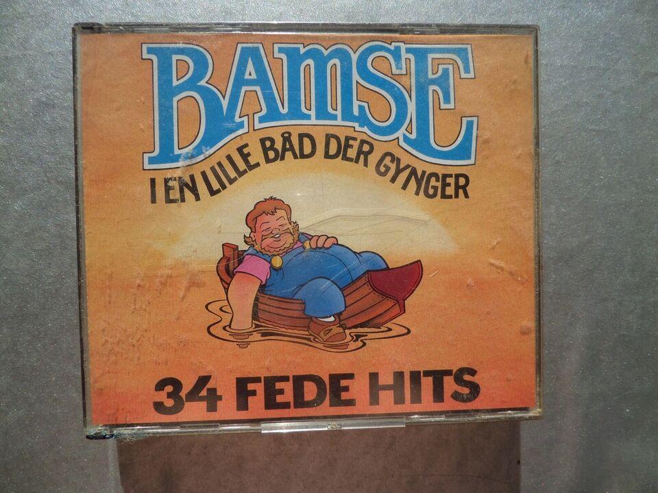 BAMSE: 34 HITS, pop