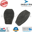 2X BRAKE /& CLUTCH RUBBER PEDAL PAD FOR VAUXHALL OPEL ADAM CORSA D E 2006 ON