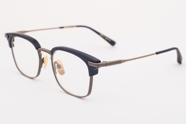 63791fda98 DITA Nomad Navy Gold Eyeglasses Drx-2080-d 51mm 2080 D for sale ...