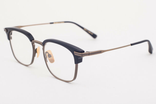 bab154036bae Dita nomad navy gold eyeglasses for sale jpg 640x428 Drx 2080