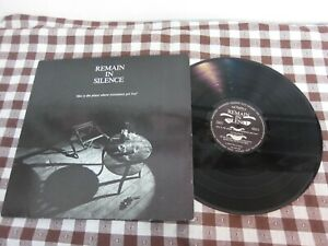 LP-Remain-In-Silence-This-Is-The-Place-Where-Resistance-Got-Lost-1987-MINT