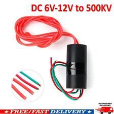 High Voltage Pulse Generator Dc 6v 12v 500kv Super Arc Ignition Coil Us