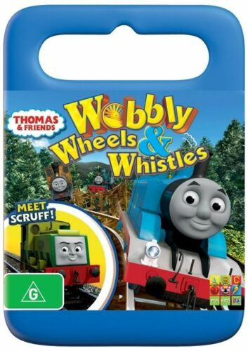 1 of 1 - Thomas & Friends: Wobbly Wheels and Whistles NEW R4 DVD