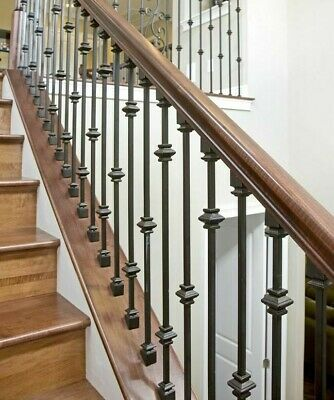 Wrought Iron Metal Stair Staircase