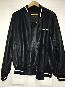 Limited Edition Nwt Kewl Leather Jacket Darcy Tucker Toronto Maple Leafs Large Ebay