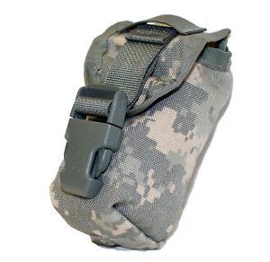 US Army Flashbang Grenade Pouch ACU Digital MOLLE II Flash Bang Utility Pouch LN