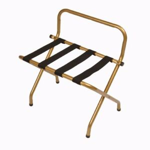 Central Specialties LTD High Back Luggage Rack