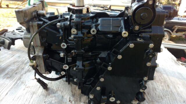 EVINRUDE ETEC OUTBOARD 40 50 60hp Cylinder Crankcase 5005507 Block SR so