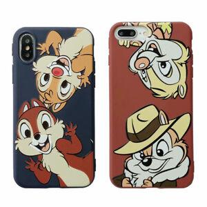 Milyj Disney Chip I Dejl Chehol Telefona Dlya Iphone X Xs Max Xr 6 7 8 Plyus Ebay