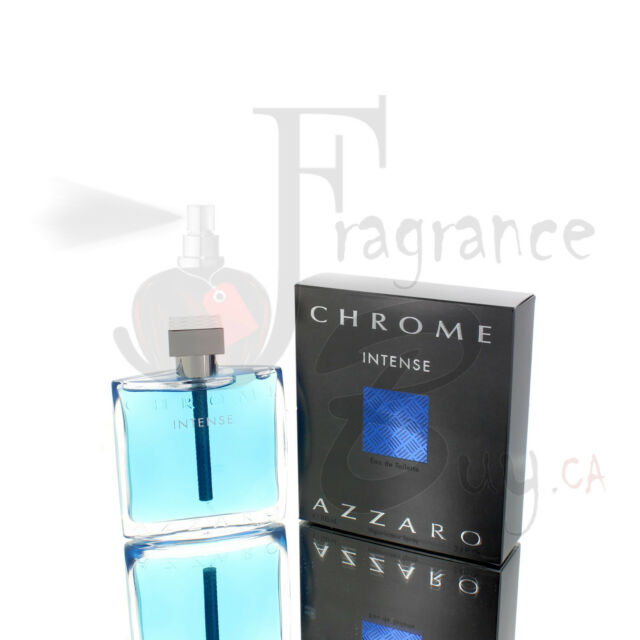 Azzaro Chrome Intense EDT M 100ml Boxed