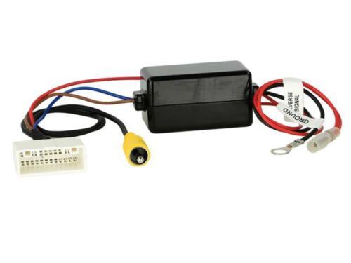 Adaptador para la conexión de la original camara de vision trasera Nissan Note pathfinder etc.