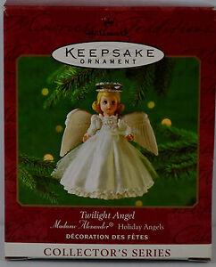 Hallmark Keepsake Twilight Angel Madame Alexander Series ...