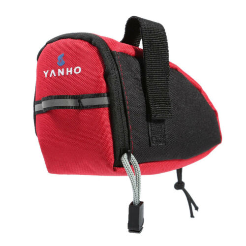 Bike Rear Saddle Bag Cycle Tail Seat Pouch Bicycle Water Resistence Storage Case