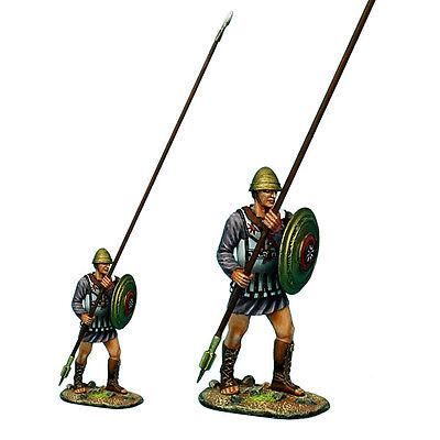 AG036 Macedonian Phalangite - Rear Row #1 by First Legion
