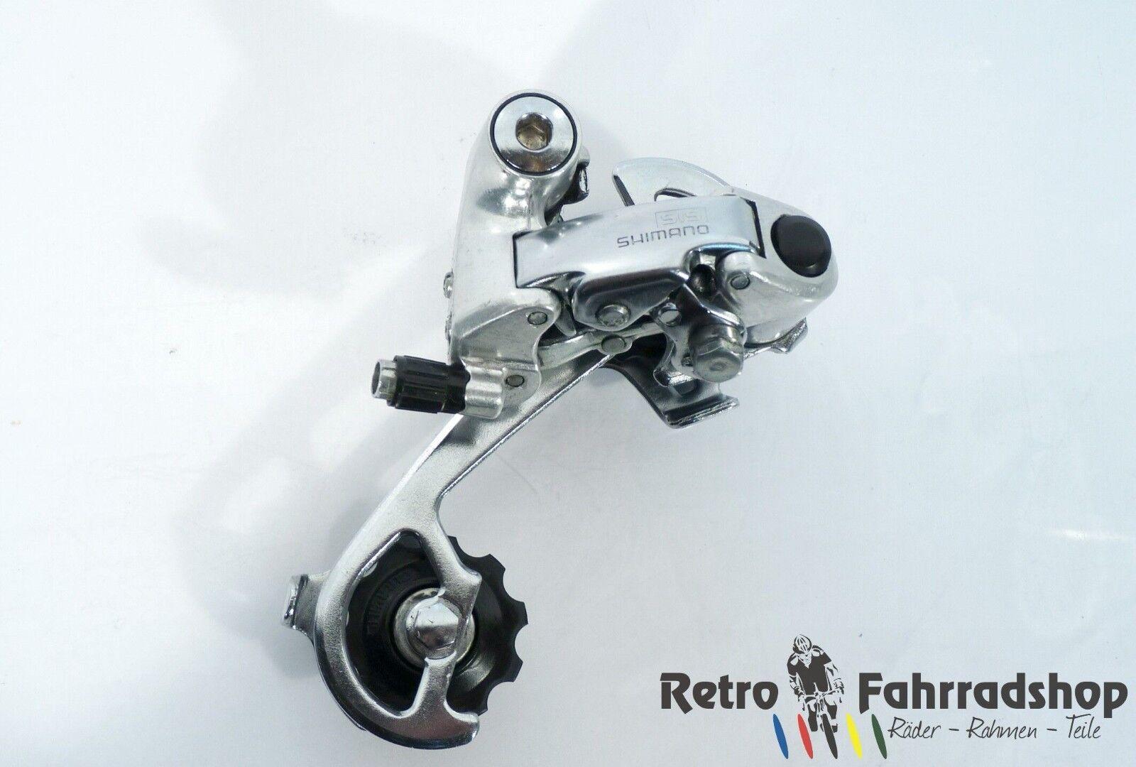 Shimano SIS rd-m531 MTB Derailleur BJ 1987 Retro 3x6 Box 302g Rare Excellent Condition