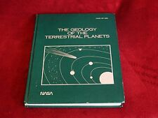 Geology of the Terrestrial Planets NASA SP-469 1984 Technical Report - Astronomy