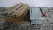 Siemens Hf361rpv 600vacdc Heavy Duty Fusible Solar Safety Disconnect Switch
