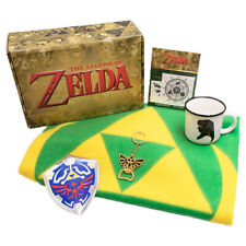 Culturefly The Legend Of Zelda Collector's Box - Mug, Hooded blanket, Keychain