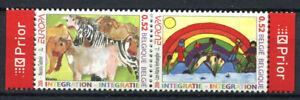 Belgio-2006-Mi-3611-3612-Nuovo-100-Integrazione-E-Cept