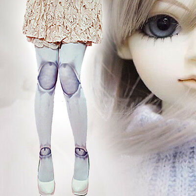 Japan Lolita Punk SD Dollfie Doll Joints Dislocation Thighs Pantyhose Stockings