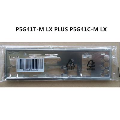 P5G41T-M ASUS I//O IO SHIELD BLENDE  P5G41-M P5G41C-M