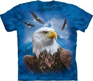 Shirt T Guardian The Eagle Mountain Bird Adult Unisex w0q0pUYAP
