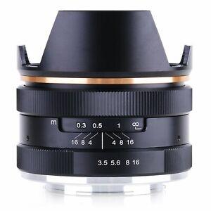 New-Kaxinda-14mm-F3-5-APS-C-Manual-Focus-Lens-for-M4-3-Mount-Mirorless-Camera