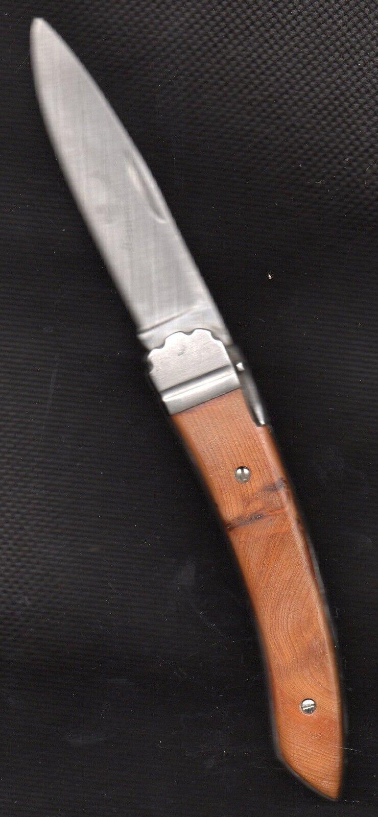 VOS INITIALES Gravé sur Couteau d'Artisan   le BREIZH  -BRETON --