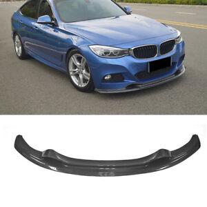 Carbon CupSpoilerlippe Front Spoiler Ansatz für BMW F34 3ER Gran Turismo M-Paket