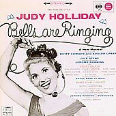 Judy Holliday Bells Are Ringing Original Broadway Cast CD GOOD USED COPY  - $8.99