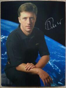 Roberto Vittori ESA Autogramm original signiert 15x12cm