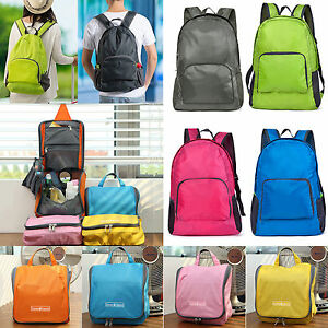 Women-Nylon-Waterproof-Backpack-Travel-Luggage-Rucksack-Tote-Shoulder-School-Bag