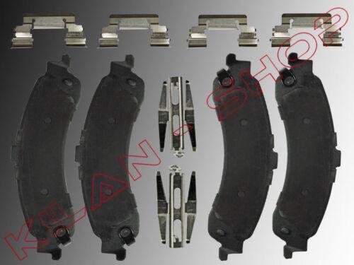 Keramik  Bremsklötze hinten Cadillac Escalade 5.3L 6.0L V8 4WD 2002-2006 ESV EXT