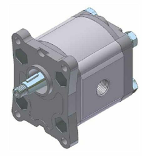 Pompes hydraulique pompe engrenages gear pump flow standard Groupe 2-30cc
